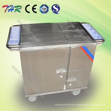 Thr-FC011 Hospital Electric Heating Food Trolley