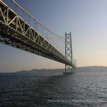 Pont de structure en acier