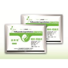 Рисовые поля фунгицидов Агрохимические тифузамид и изопротиолан Sc