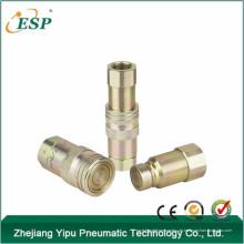 Ningbo ESP Stahl Flachgesichtstyp hydraulische Schnellkupplung