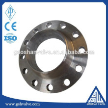GOST stainless steel neck flange