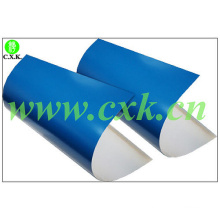 High Resolution Wide Developing Latitude Blue Aluminum CTP