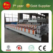 Línea de producción de puertas de garaje, Maquina De Fabricar Telhas De Galvonizado
