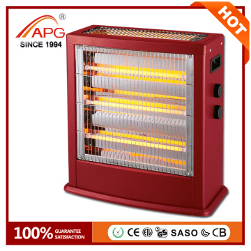 2017 new APG 2000W Electric Home Quartz Heater