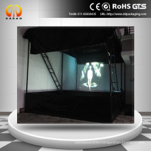 3d holographic nano coating plastic film projection film