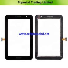 Запчасти для сотовых телефонов Сенсорный экран для Samsung Galaxy Tab P6200 P6210