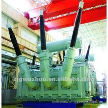 132KV / 25MVA OLTC ONAN El aceite sumergió la energía Transformador de la industria a