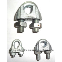 DIN 741 U Clamp for Hardware