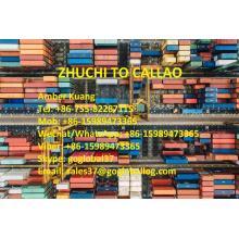 Shantou Zhuchi Sea Freight to Peru Callao