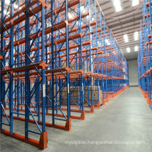 Warehouse Seafood Cold Storage Drive in Pallet Racking / Shelving