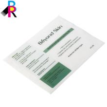 Kundenspezifischer Papier-Private-Label-Druck mit eigenem Logo