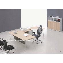 L Shape Manager Director Mobilier de bureau (HF-SI005)