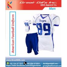 Benutzerdefinierter Sublimationsdruck / American Football Uniform