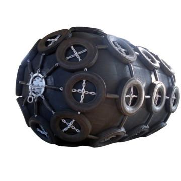 Défense pneumatique en caoutchouc 1.2 * 2m pour bateau