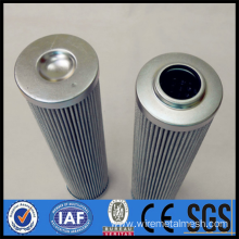 Perforated wire mesh filter