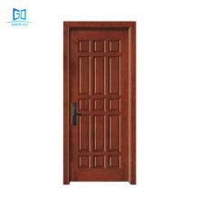 Plywood Doors In China Bedroom Interior Wooden Doors Customize Design GO-MG