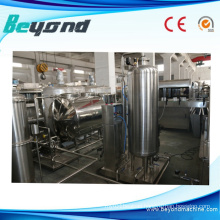 Soda Water Carbonated Mixing Filling Capping Equipment