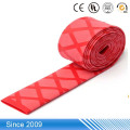 UL india market large diameter red silicone rubber heat shrink tube