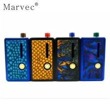 Marvec 90W Akumulator All-In-One Vape Box MOD Elektroniczny papieros Fit 18650 Bateria 5ML Vape Box Factory Hurtownia