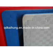White Color Jigsaw Mat para Taekwondo, Karaté