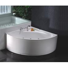 Акриловая крытая гидромассажная ванна (JL802)