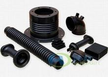 Natural Rubber Automobile Rubber Parts for Bus , Engine Air