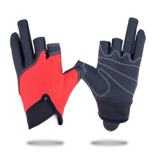 Europe style for Fishing Gloves Hot Sale Outdoor Sports Half Finger Fishing Gloves supply to Italy Supplier