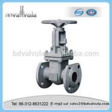 GOST casting gate valve rising stem gate valve flanged gate valve