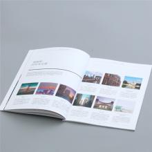 Impression de catalogue de livret couleur bon marché personnalisé A5