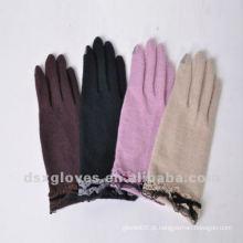 Luvas de lã touchscreen inteligentes baratos de manfuacturer