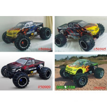 30cc Potência 1/5 4WD Big-Foot RC Caminhão / Car Gas Power / Petrol RTR