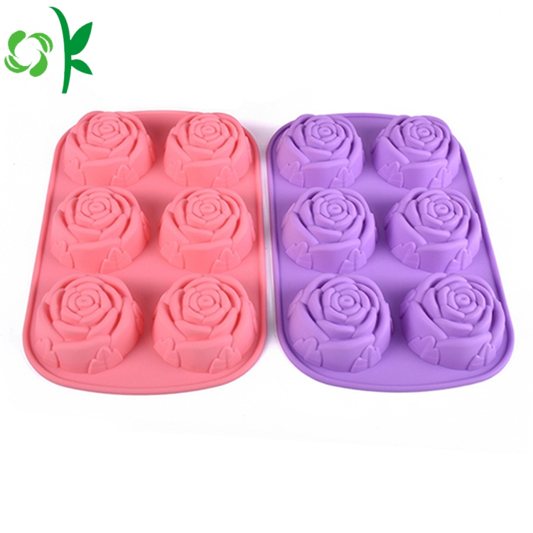 Flower Soap Mold