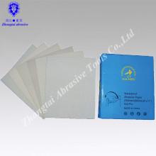Beschichtetes Sandpapier, Aluminiumoxid, Kraftpapier, P60-600