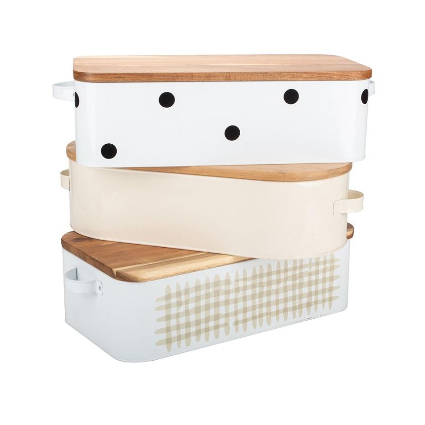Bread Box Wood