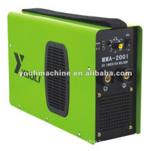 DC ARC SOLDADOR IGBT inversor mma 200 máquina de soldar