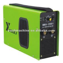 Сварочный инвертор MIG 200 сварочный аппарат IGBT ZX7-200