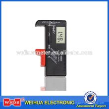 Probador de la batería Batería digital Tester Capacidad de la batería BT168D