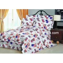 100% Polyester Druckstoff für Bettlaken