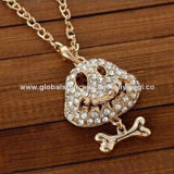 Wholesale Crystal Rhinestone cartoon Pendant CharmNew