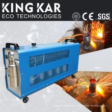 Gerador de gás de hidrogênio e oxigênio Máquina de solda de alumínio