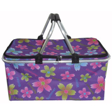 Supermarket Foldable Shopping Basket (SP-301)
