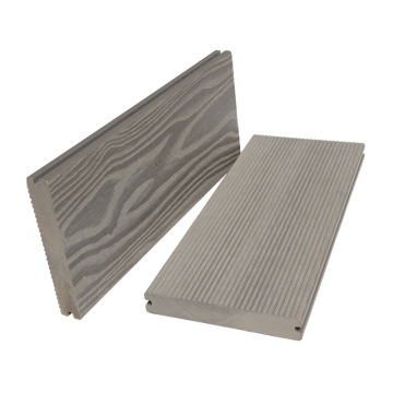 Outdoor swimming pool wpc decking tile hdpe