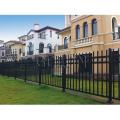 Алюминиевый кованый металлический стальной забор Декоративный задний двор сада