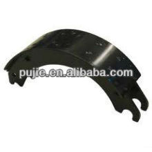 Semi truck brake shoes with high quality