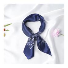 Lenço de seda amora de alta qualidade com 1 conjunto