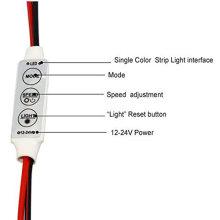 12В 12А встроенный Миниый одиночный свет СИД Усилитель одиночный свет цвета светодиодные полосы света