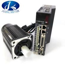80mm 220v 750w 2.39NM 3000rpm AC servo motor&drive kit&3m cable