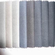 Tecido de poliéster de alta qualidade / sarja de Rayon