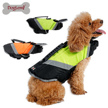 Doglemi safety reflective dog life jacket