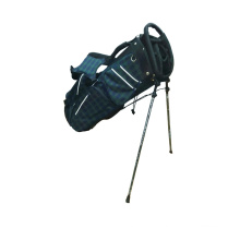 Tartan Check Design Golf Stehtasche